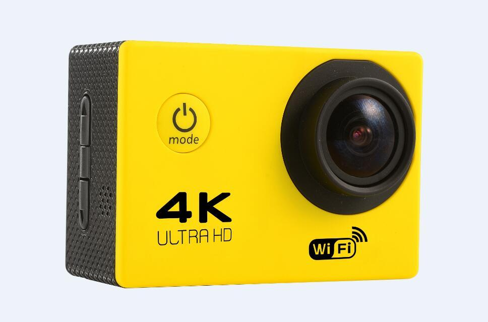 Action camera suitable for hunting