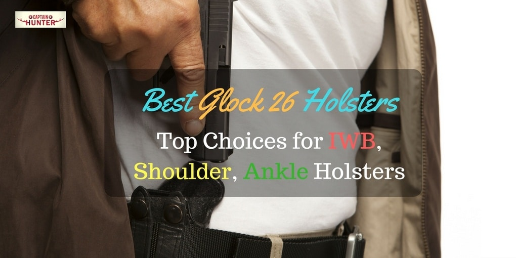 Glock 26 Holsters