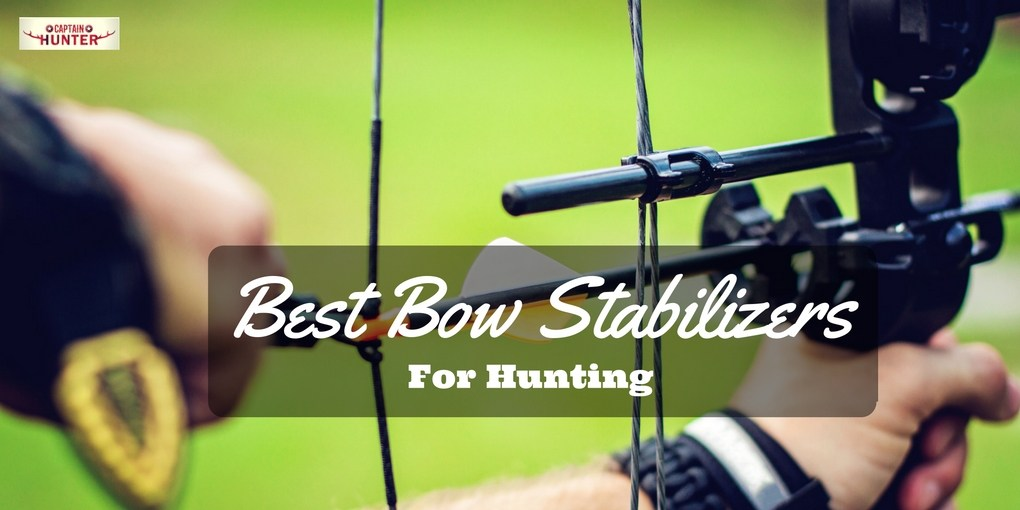 how to choose a bow stabilizer