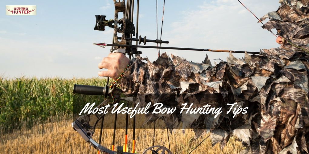 bow hunting tips