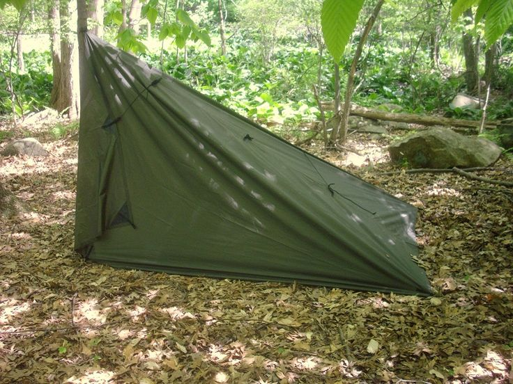 Wedge Tarp