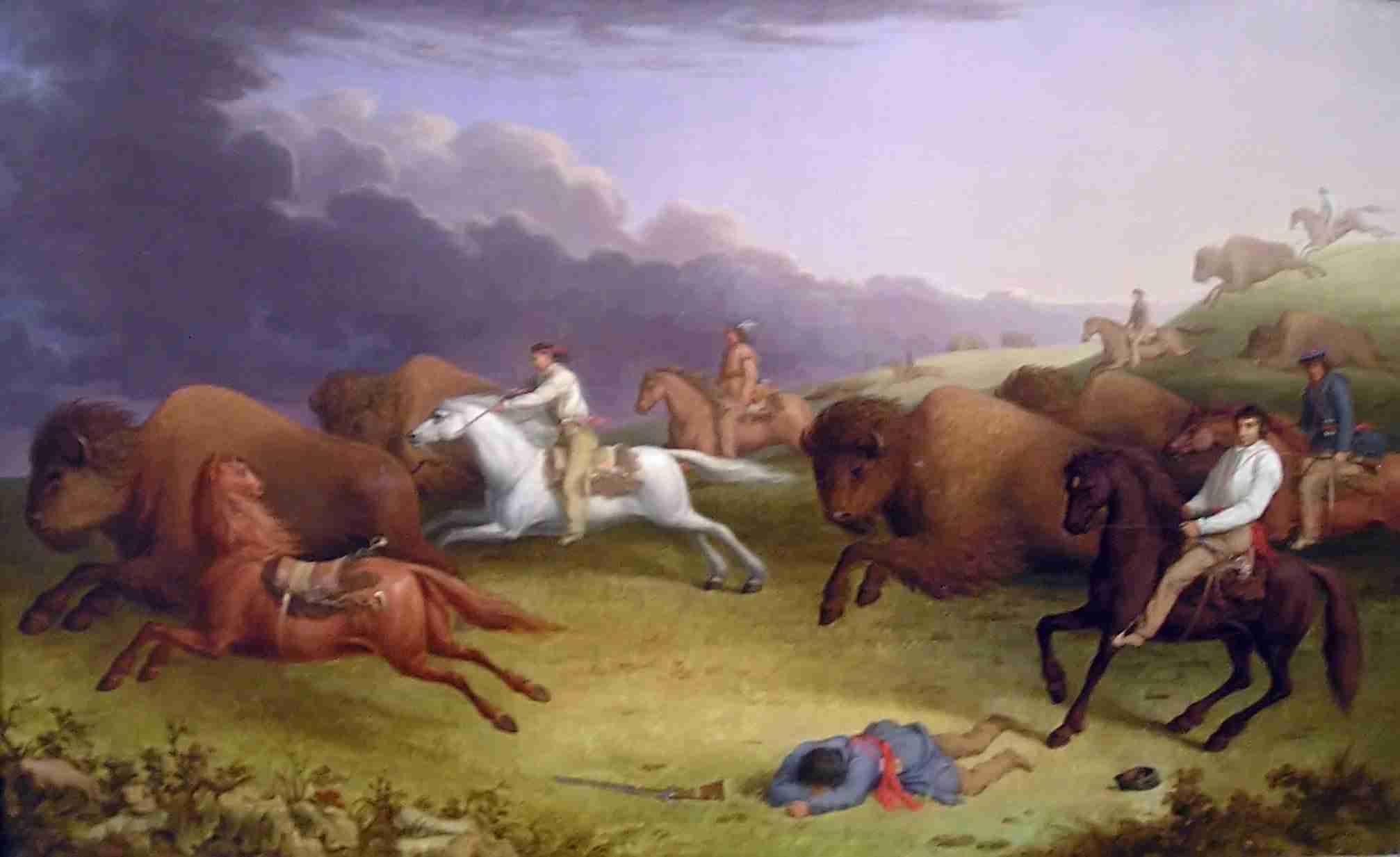Hunting History