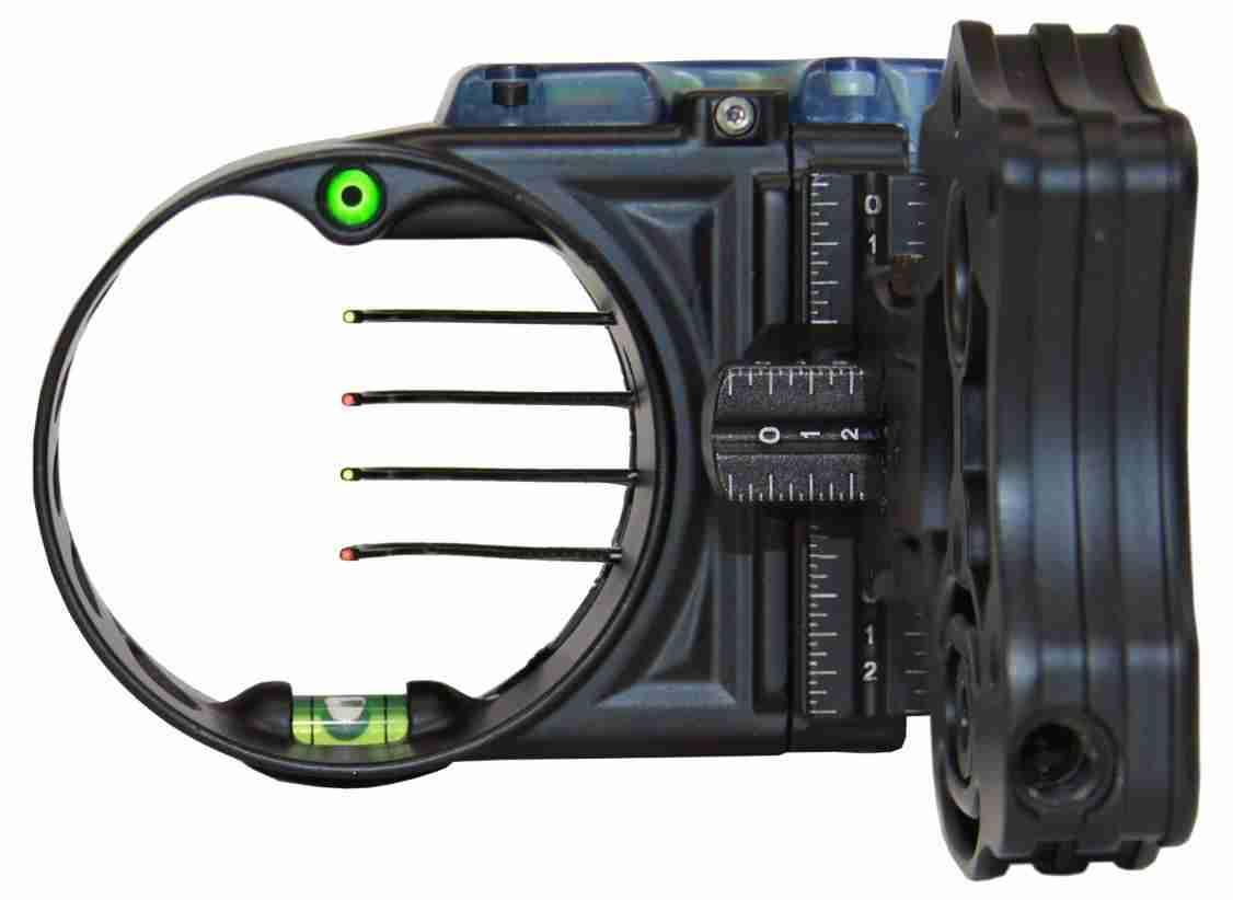bow sight pin front