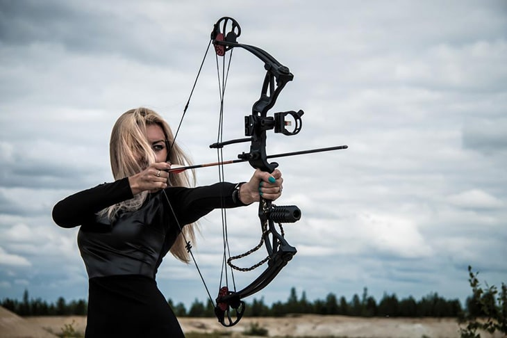 How To Shoot A Compound Bow Captain Hunter