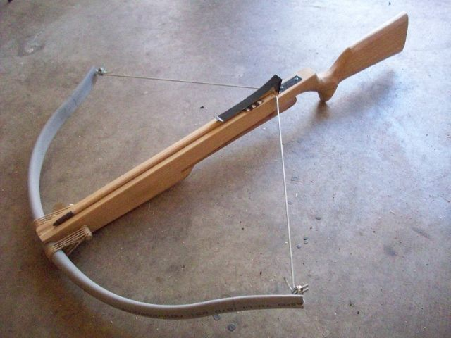 The Best Guide To How To Make A Crossbow