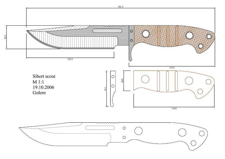 How to Make a Knife: DIY on 3 Different Types of Knives - Captain Hunter