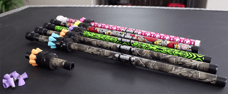 How to Make a Laser - Assisted Blowgun