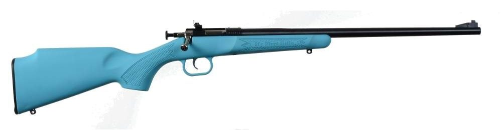 blue Cricket 22 Rifle