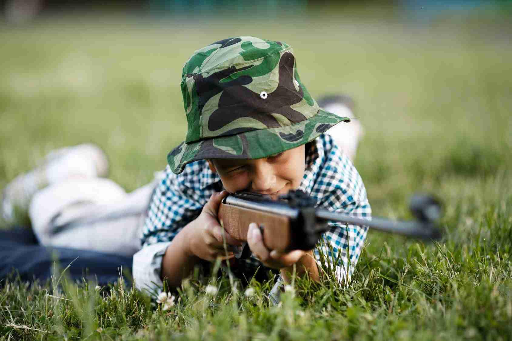 Child's First Gun