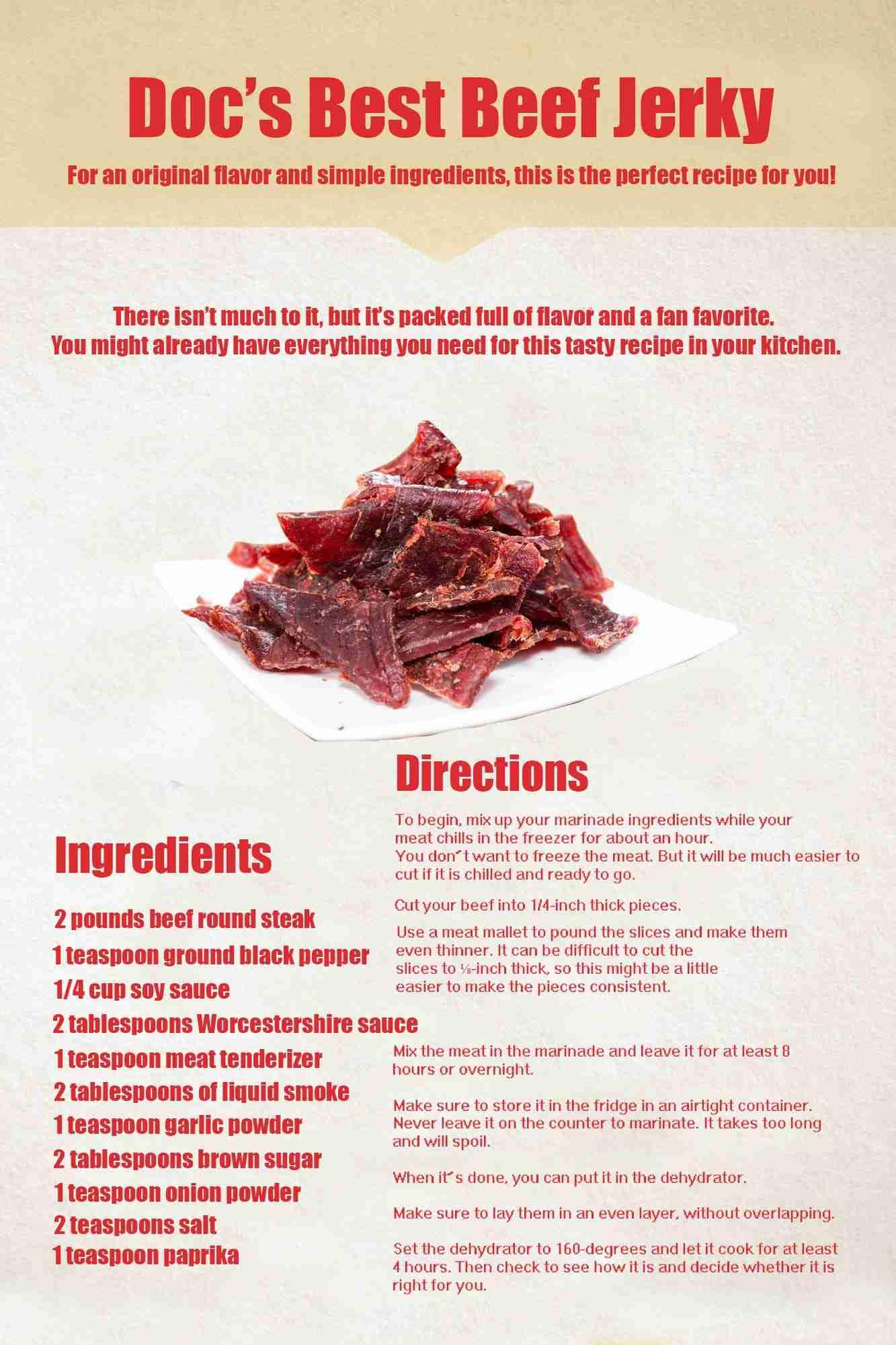 Best Beef Jerky