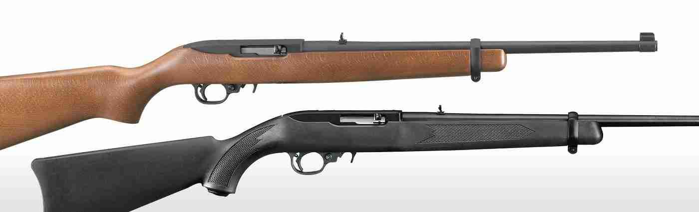 Ruger 10-22 rifles